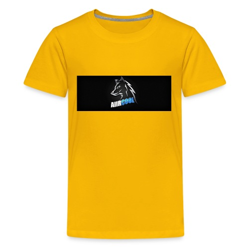 my gaming logo by keepitfresh d73dgm3 - Kids' Premium T-Shirt