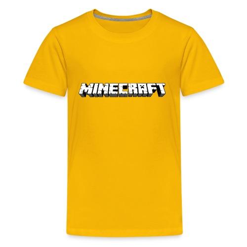 Mincraft MERCH - Kids' Premium T-Shirt