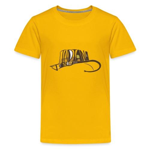 Wear The Hat - Kids' Premium T-Shirt