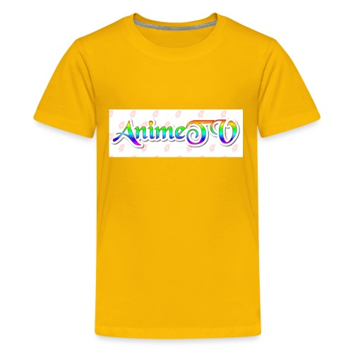 AnimeTV Fan T-Shirt - Kids' Premium T-Shirt