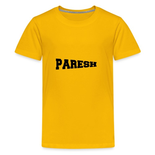 Paresh - Kids' Premium T-Shirt