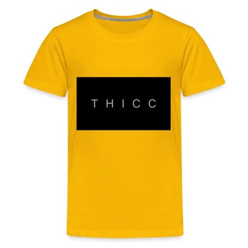 T H I C C T-shirts,hoodies,mugs etc. - Kids' Premium T-Shirt