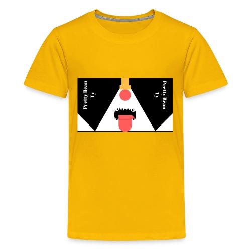 pretty - Kids' Premium T-Shirt