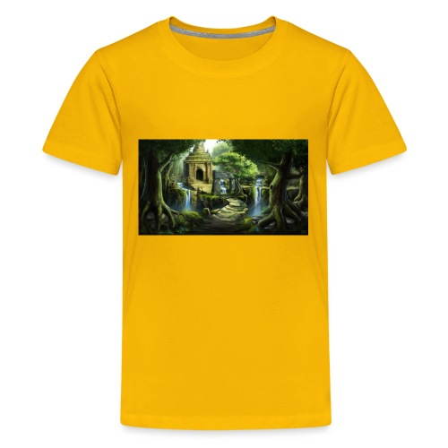 The Ancient Wild Lucian - Kids' Premium T-Shirt