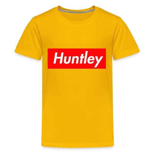 hunt - Kids' Premium T-Shirt