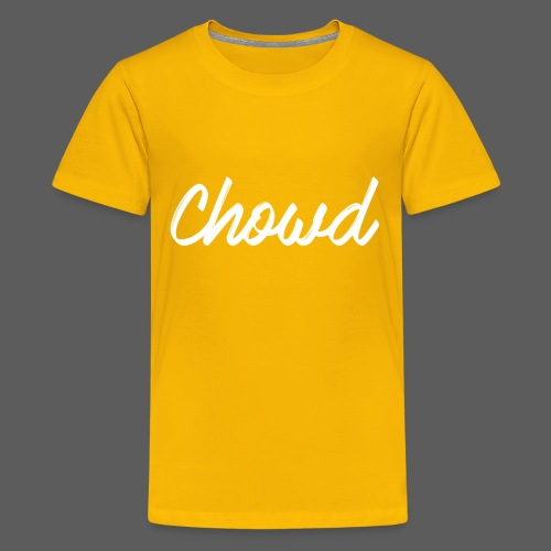 CHOWD Editie limitata - Kids' Premium T-Shirt
