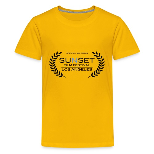 Sunset Official Selection - Kids' Premium T-Shirt