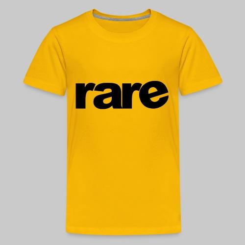 Quality Womens Tshirt 100% Cotton with Rare - Kids' Premium T-Shirt