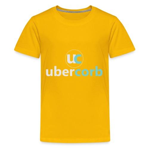 Vertical Logo Set - Kids' Premium T-Shirt