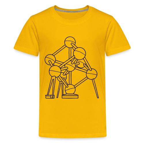 Atomium Brussels - Kids' Premium T-Shirt