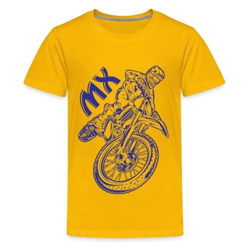Motocross MX Racer - Kids' Premium T-Shirt