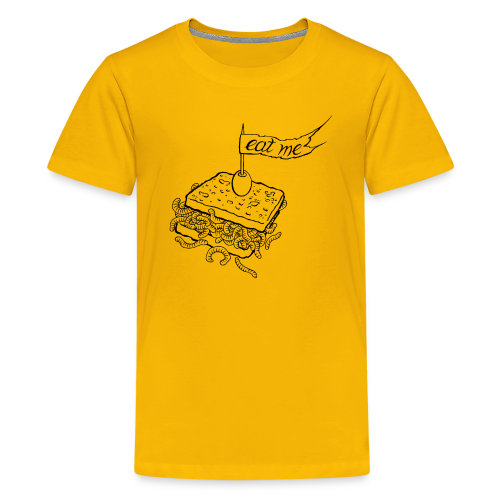 Eat me - Kids' Premium T-Shirt