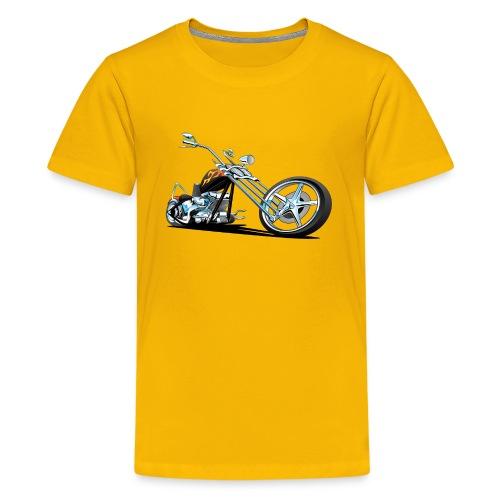 Classic American Chopper - Kids' Premium T-Shirt