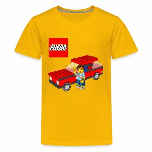 fuego - Kids' Premium T-Shirt