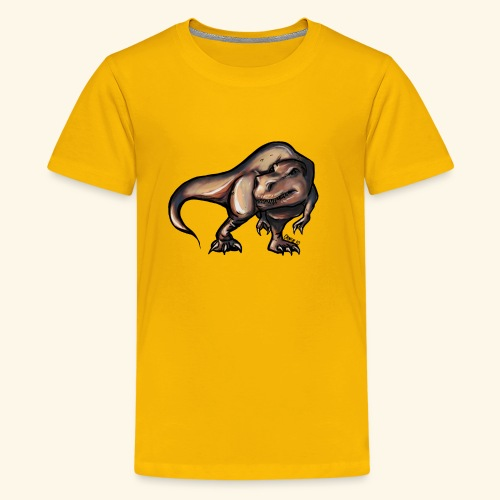 Tyrant King - Kids' Premium T-Shirt