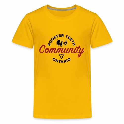 Rooster Teeth Ontario Community - Kids' Premium T-Shirt