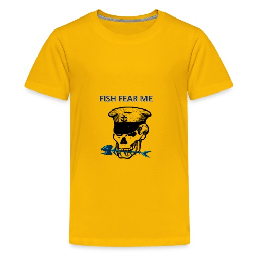fishfearme1 - Kids' Premium T-Shirt