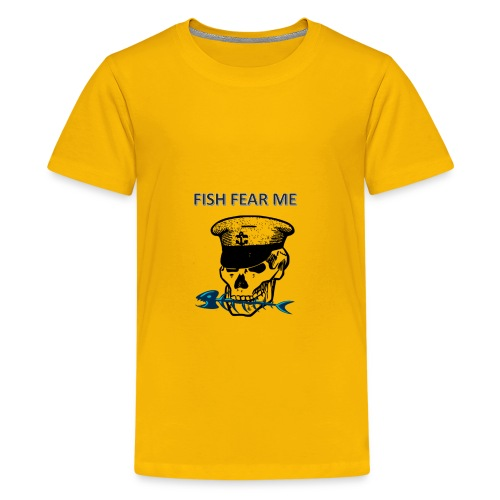 fishfearme1 - Kids' Premium T-Shirt