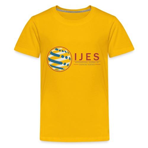 IJES side - Kids' Premium T-Shirt