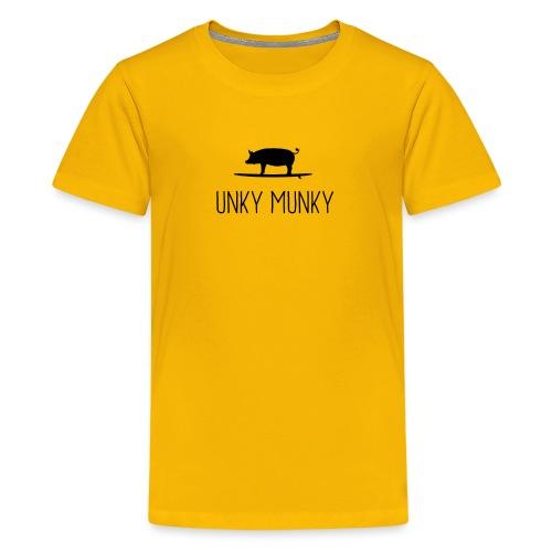 Surf Hog - Kids' Premium T-Shirt