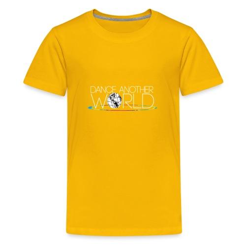DAW Logo with White Text - Kids' Premium T-Shirt