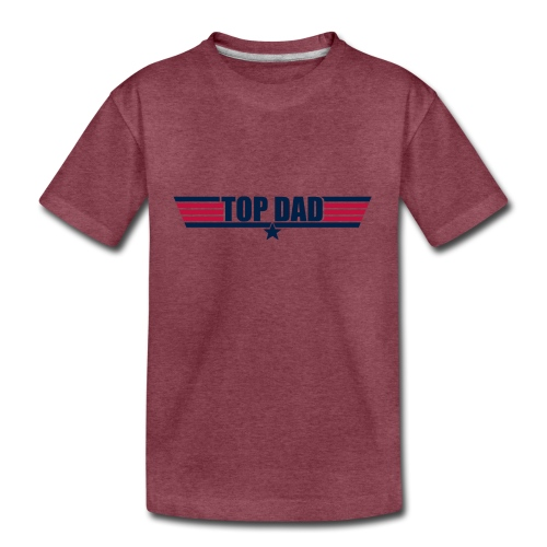 Top Dad - Kids' Premium T-Shirt