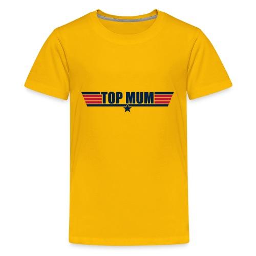 Top Mum - Kids' Premium T-Shirt