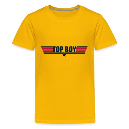 top boy - Kids' Premium T-Shirt