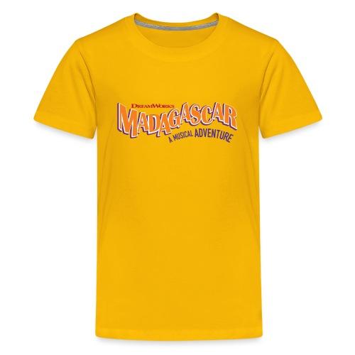 Madagascar: A Musical Adventure - Kids' Premium T-Shirt