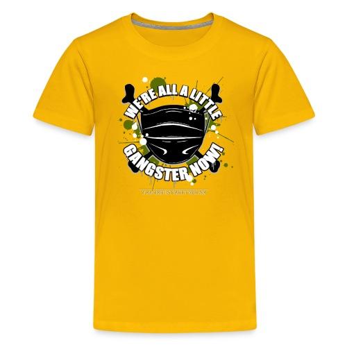 Covid Gangster - Kids' Premium T-Shirt