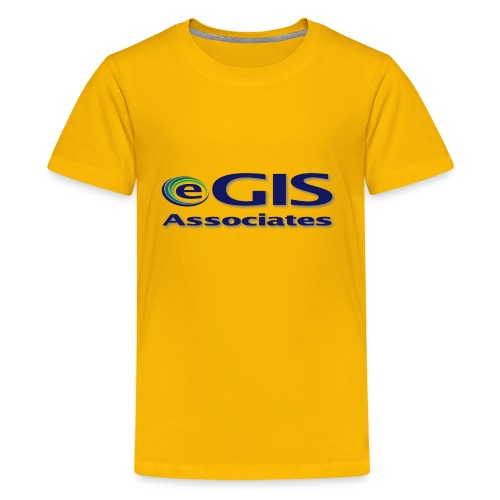 eGIS Associates - Kids' Premium T-Shirt