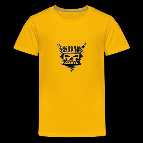 SDW Skull Small - Kids' Premium T-Shirt