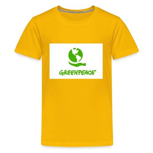 greenpeace - Kids' Premium T-Shirt