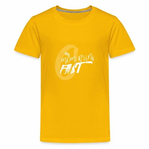 mymomrunsfast - Kids' Premium T-Shirt