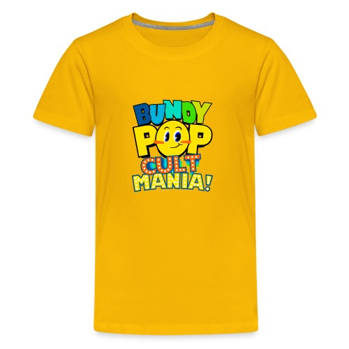 Bundy Pop Main Design - Kids' Premium T-Shirt