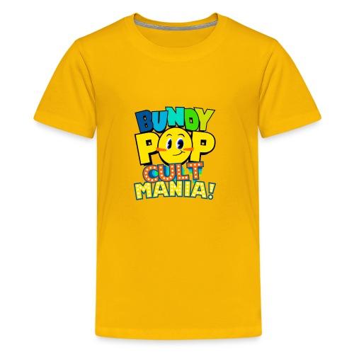 Bundy Pop Main Design - Kids' Premium T-Shirt