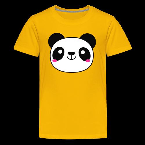 Panda Smiling Special Gift - Kids' Premium T-Shirt