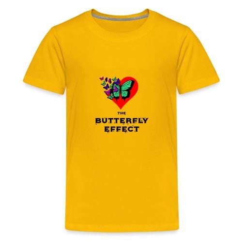 The Butterfly Effect ~ OTG - Kids' Premium T-Shirt