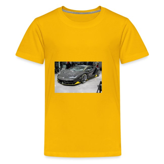 lambo shirt limeted
