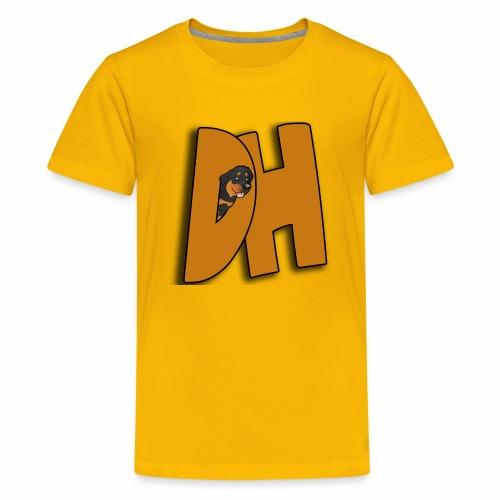 DH LOGO DUKE - Kids' Premium T-Shirt
