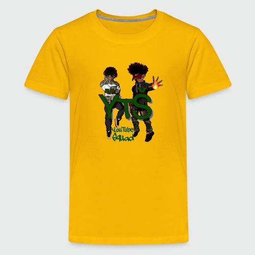 prince yt 334 super deux merchandise - Kids' Premium T-Shirt