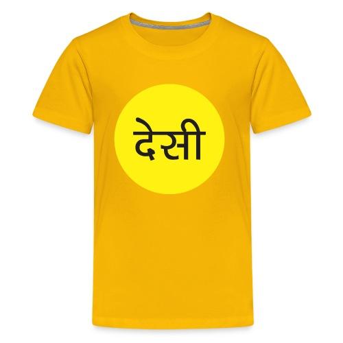 The Average Desi - Kids' Premium T-Shirt