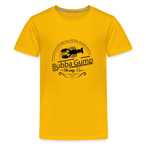 bubba gump shrimp co - Kids' Premium T-Shirt