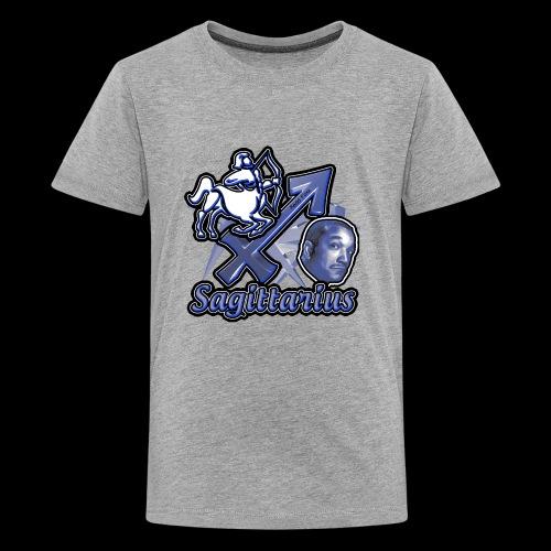 Sagittarius Redd Foxx - Kids' Premium T-Shirt