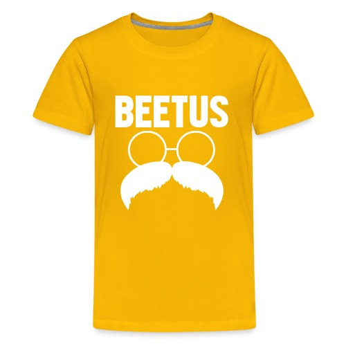Beetus Diabetes Spokesperson - Kids' Premium T-Shirt