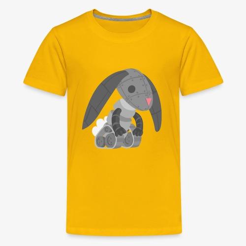 Robot Bunny - Kids' Premium T-Shirt