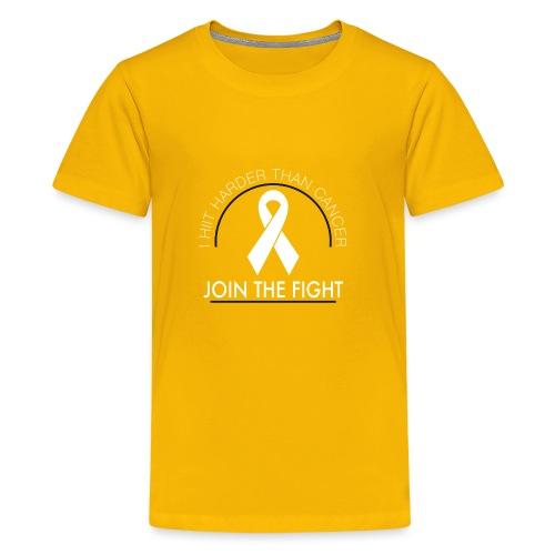 HIIT Breast Cancer - Kids' Premium T-Shirt
