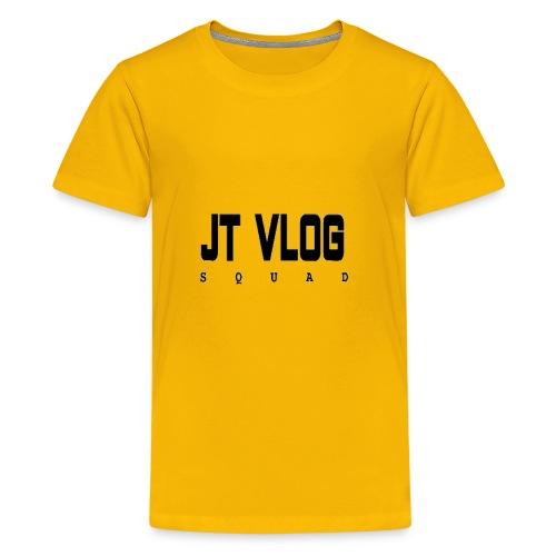 jt vlog squad - Kids' Premium T-Shirt