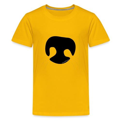 Dog Nose - Kids' Premium T-Shirt