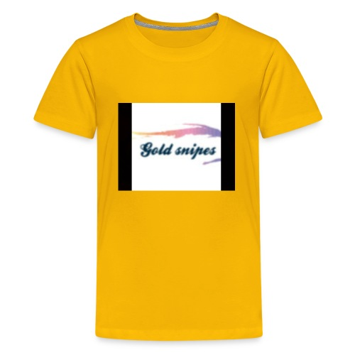 Kids Gold snipes Tshirt - Kids' Premium T-Shirt